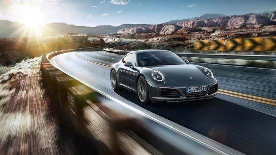 Тест-драйв Porsche 911 Carrera 2016 года