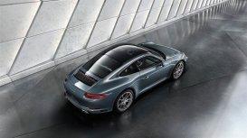 Новая Porsche 911 Carrera