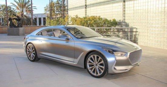 Hyundai Vision G