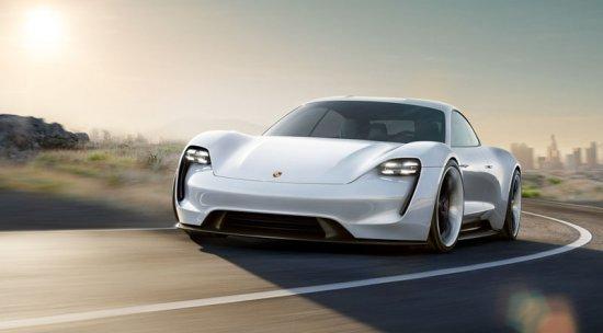 Porsche Concept Mission Е
