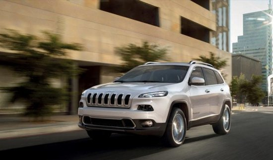 Тест-драйв Jeep Cherokee (дизель)