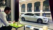 Lexus ES 2016 года