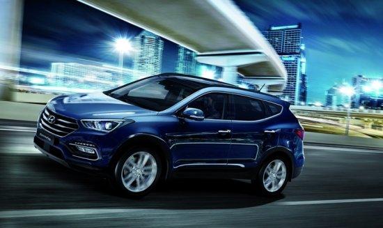 Тест-драйв Hyundai Santa Fe Premium с видео