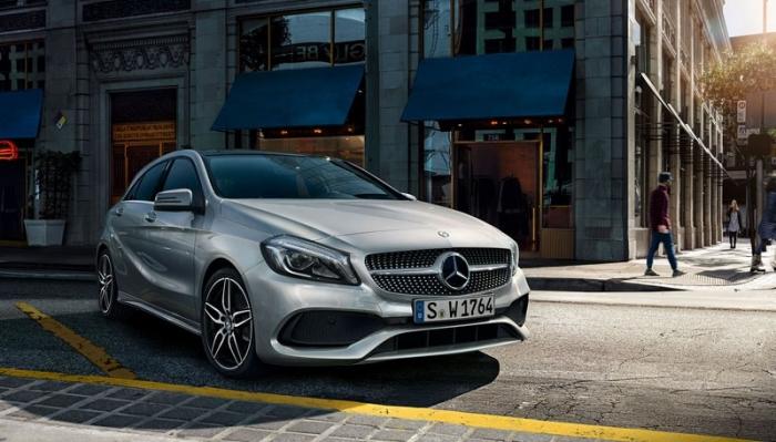 Тест-драйв Mercedes-Benz A-Класс 2016 года с видео