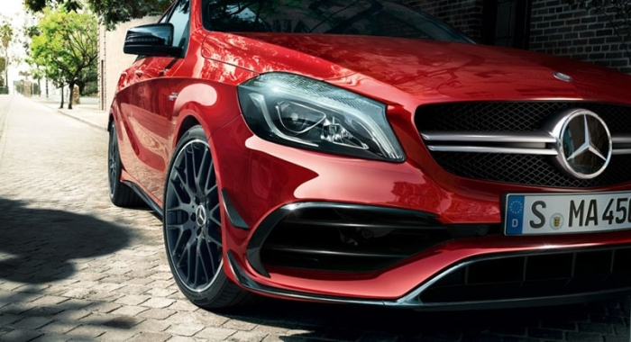 Mercedes-AMG А 45