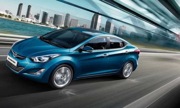 Новая Hyundai Elantra 2015 года