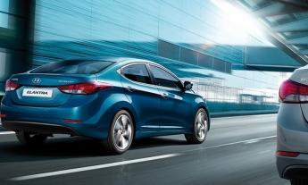 Обновленная Hyundai Elantra 2015