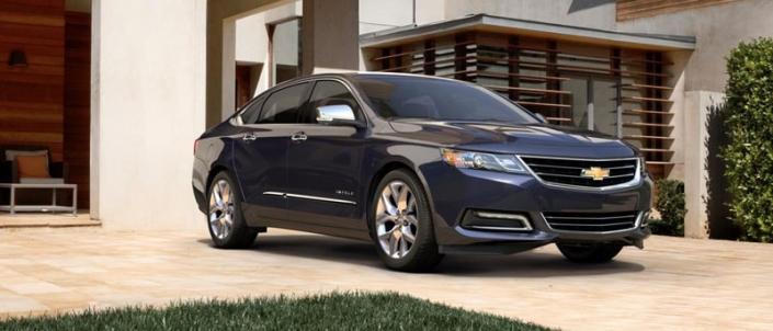 Chevrolet Impala (Импала) 2015 Цена, Фото, Рейтинг и Технические характеристики