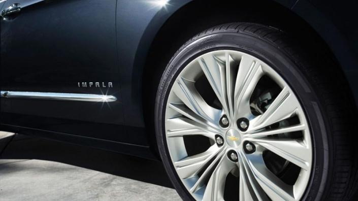 Диски Chevrolet Impala