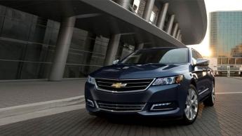 Обновленная Chevrolet Impala
