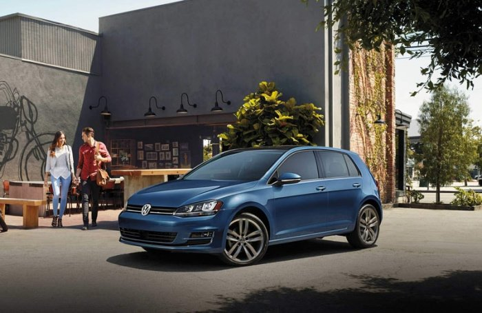 Volkswagen Golf (Фольксваген Гольф) 2016 Фото, Цены и Комплектации