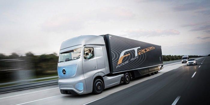 Mercedes-Benz Future Truck 2025 – будущее уже здесь!