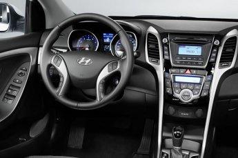 Салон Hyundai i30