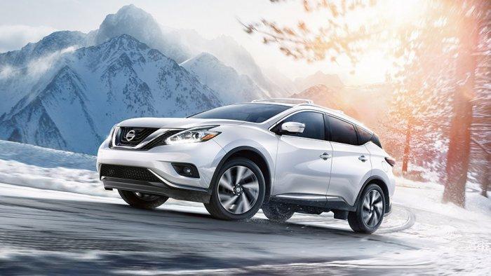 Nissan Murano (Ниссан Мурано) 2016 Комплектации и Цены, Технические характеристики