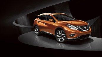 Третье поколение Nissan Murano