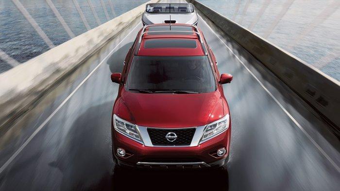 Nissan Pathfinder (Патфайндер) 2016 Комплектации и Цены, Характеристики