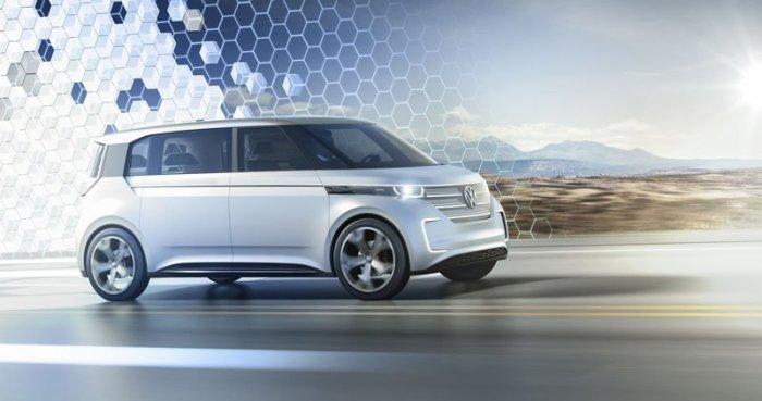Volkswagen BUDD