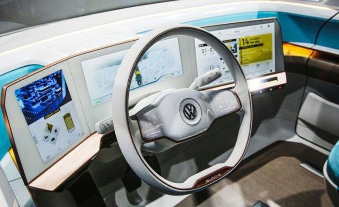Салон Volkswagen BUDD