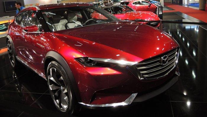 Mazda Targa