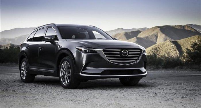Mazda CX-9 2016 Цены и Комплектации, Технические характеристики
