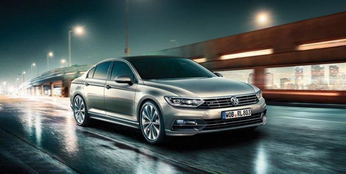 Volkswagen Passat (Фольксваген Пассат) 2016 Фото, Цена и Комплектации