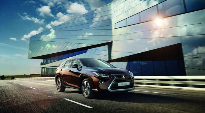 Lexus RX (Лексус РХ) 2016 Цены и комплектации, Технические характеристики
