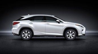 Новый Lexus RX 2016