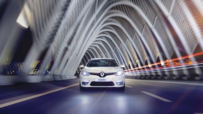 Стильный Renault Fluence