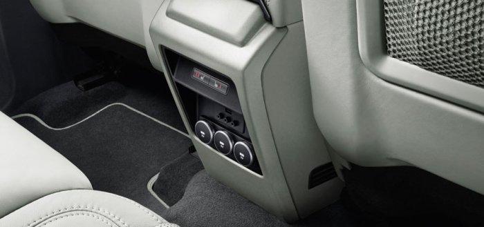 Дополнительные USB в Discovery Sport