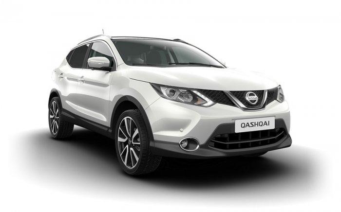 Новый Nissan Qashqai