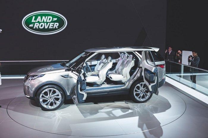 Land Rover Discovery 2017 поступит в продажу в начале следующего года