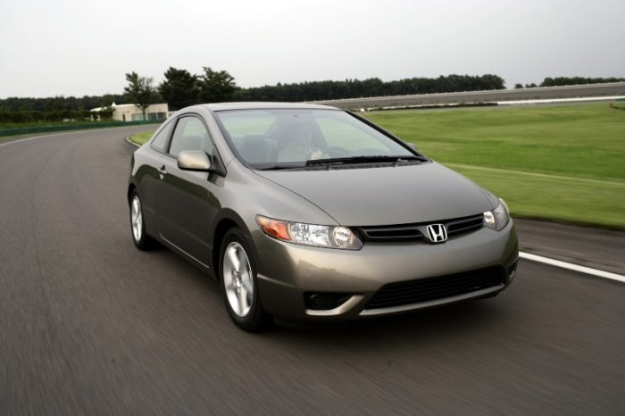 Honda Civic (Хонда Цивик) 2008 Цена и Комплектации, Характеристики
