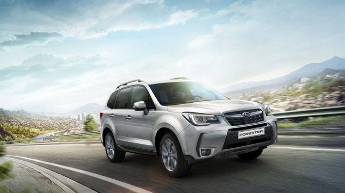 Subaru Forester (Субару Форестер) 2016 Цены и комплектации, Характеристики