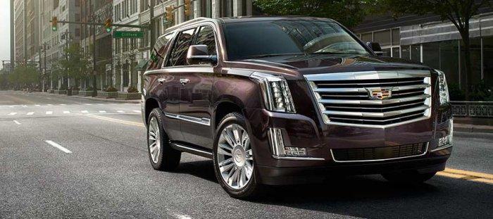Cadillac Escalade (Кадиллак Эскалейд) 2016 Цены и Комплектации, Характеристики