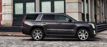 Четвертое поколение Cadillac Escalade