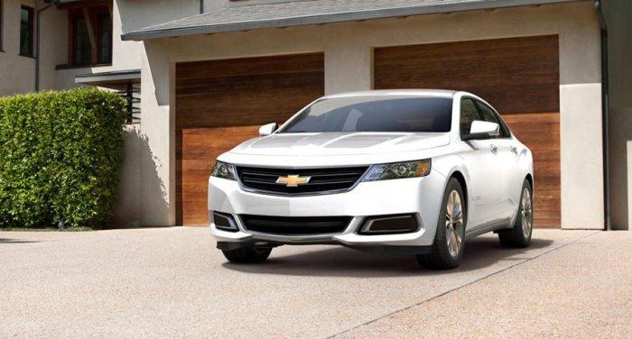 Chevrolet Impala (Импала) 2016 Цена, Фото и Технические характеристики