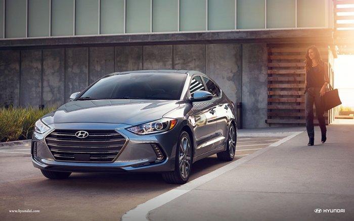 Hyundai Elantra (Элантра) 2017 Цены и Комплектации, Характеристики