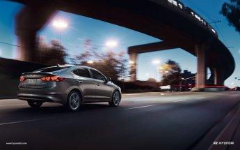 Новая Hyundai Elantra 2017