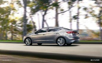 Обновленная Hyundai Elantra 2017 года