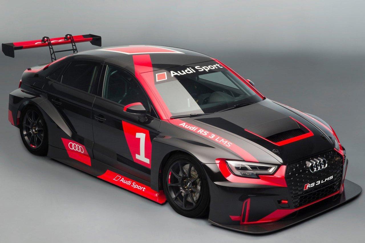 Audi RS-3 2017