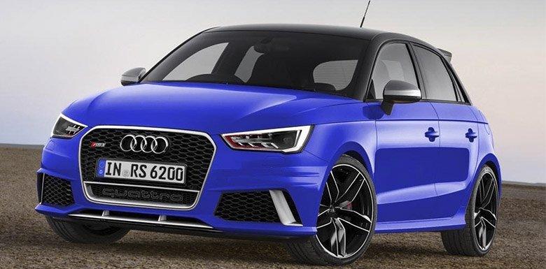 Audi RS1 2017