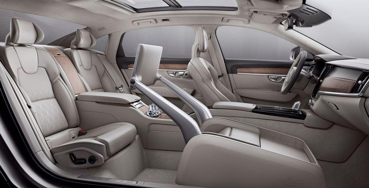 Самый роскошный седан от Volvo и планы компании