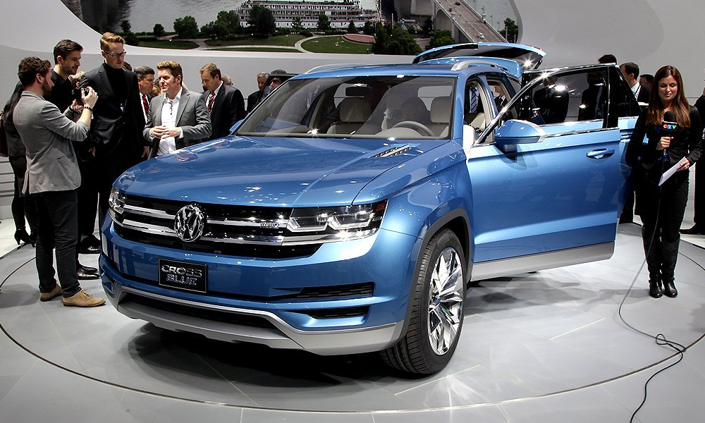 VW Atlas 2017