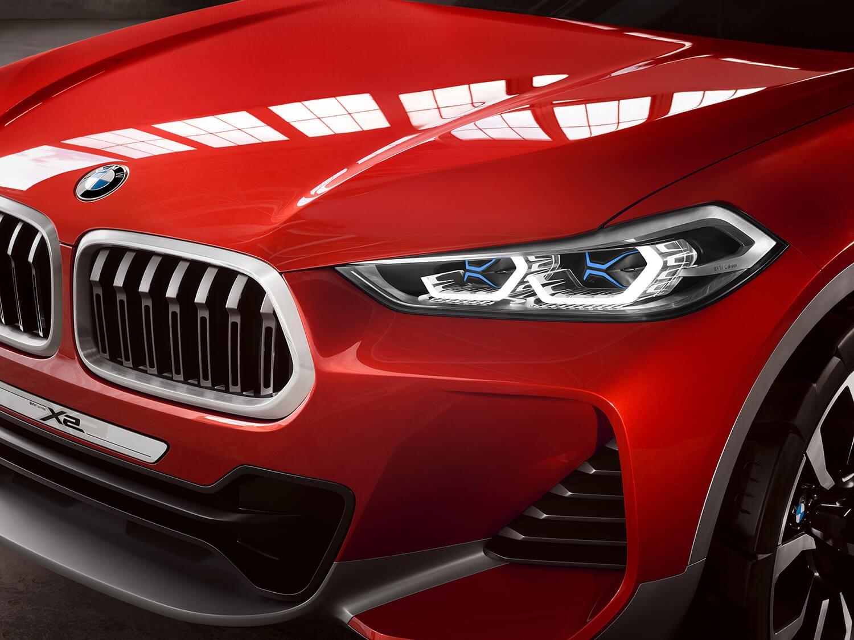 BMW X2 Концепт