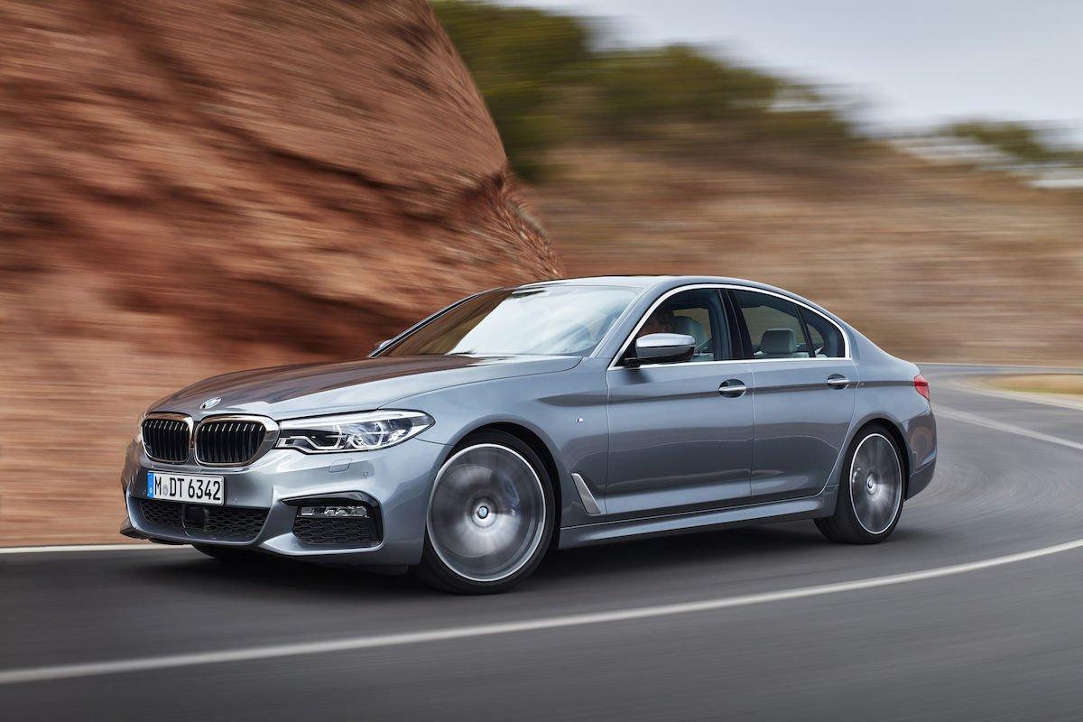BMW-5 2017