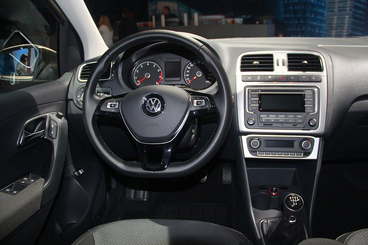 Polo Sedan Рестайлинг 2015-2016