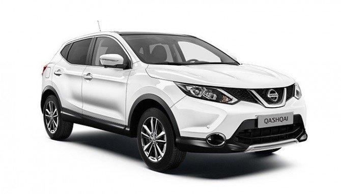 Nissan предлагает покупателям две новые спецверсии Qashqai
