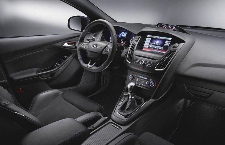 Ford Focus 4 2017