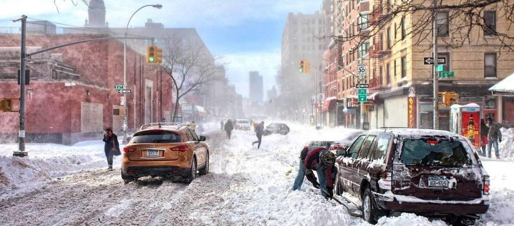 Некоторые заблуждения о зимней резине