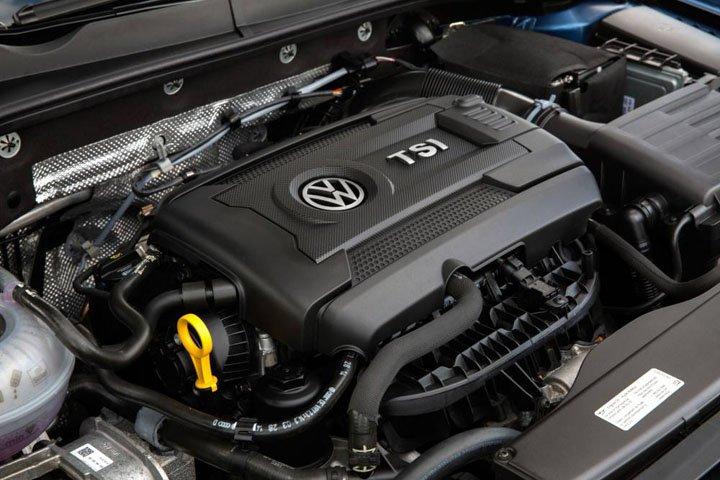 Volkswagen Golf 8 2017